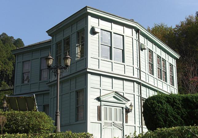 黒滝村旧役場庁舎